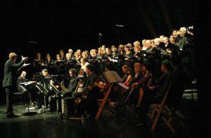"""2005 Konzertreise (Halle, Leipzig und Berlin) mit dem Programm """"piazzolla meets jazz"""""""