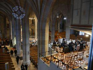 Semiseria-Konzert mit Britten und Rutter 2018