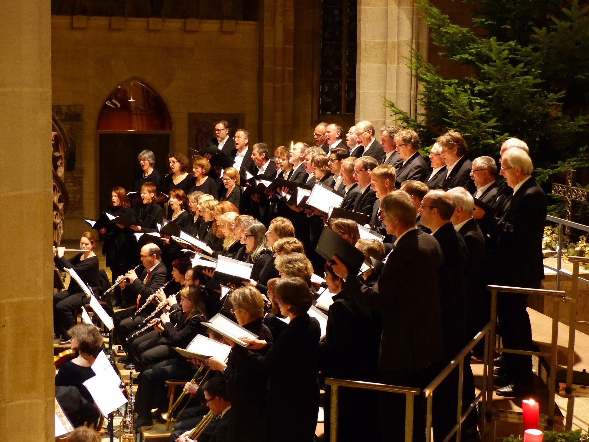 2015 Tübinger Mitsingkonzert zur Weihnachtszeit